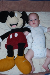 4 month Mickey
