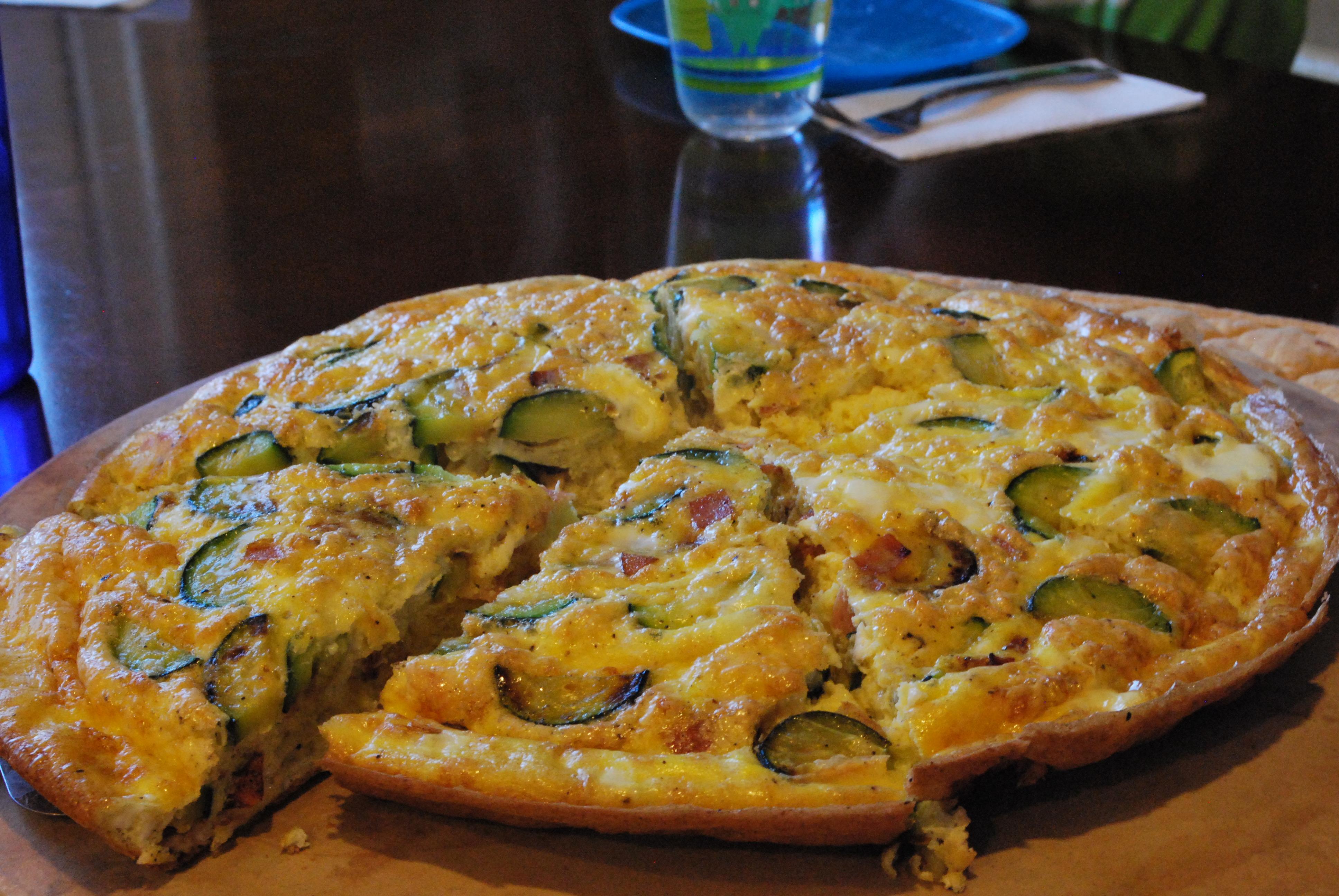 Baked Rosemary Olive Frittata Recipes — Dishmaps